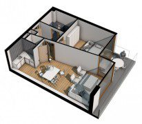 Spread-2_budgetwoning_3D-plattegrond