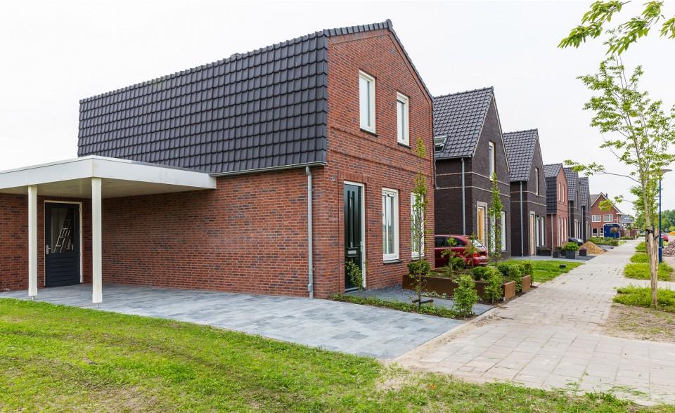 12 Vrijstaande woningen Boekelse Brink (De Donk)