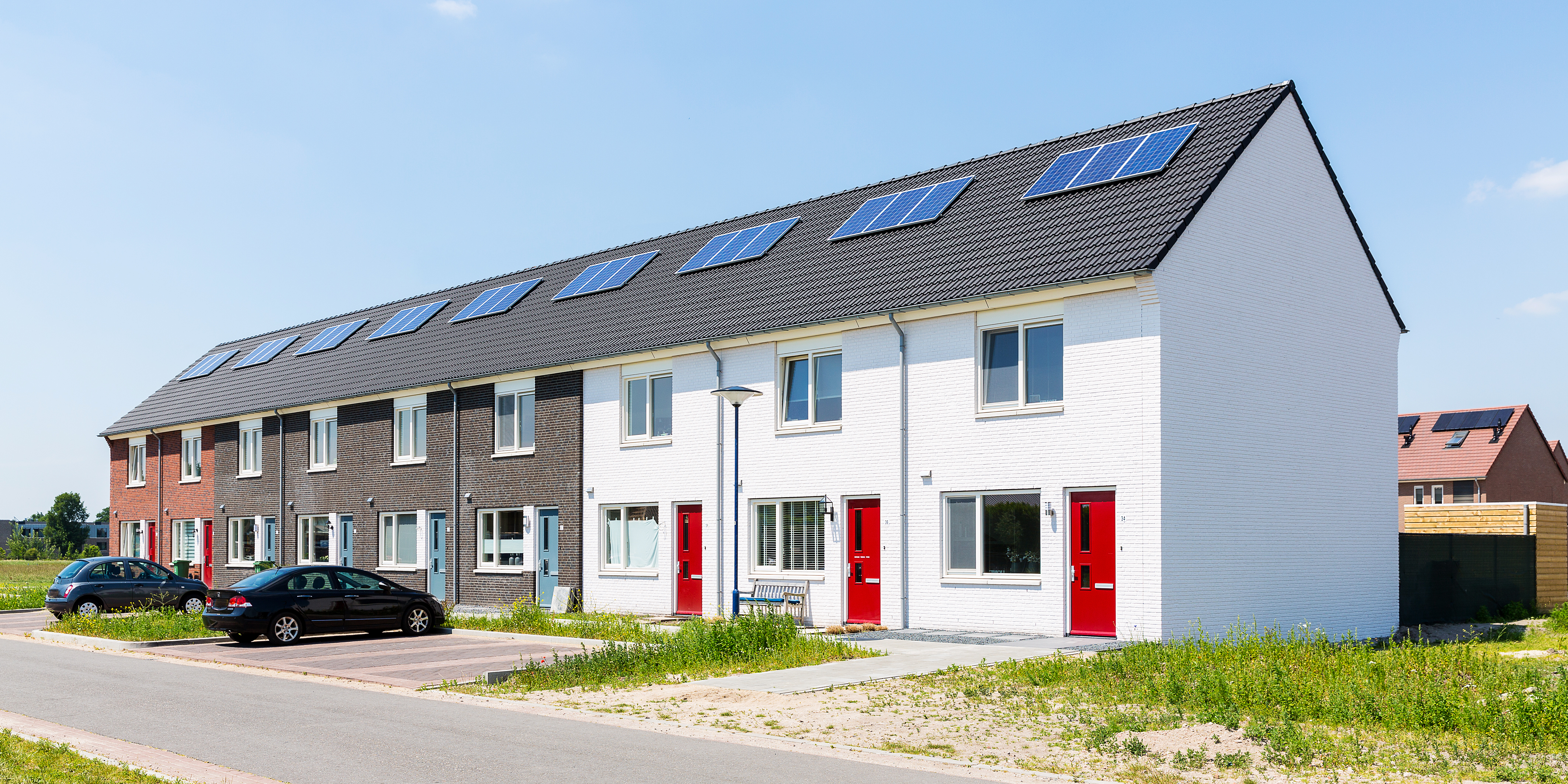 9 huurwoningen vrije sector Boekel
