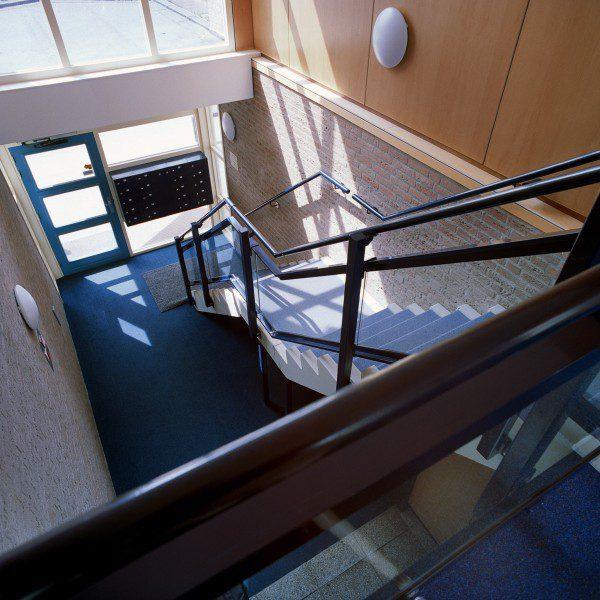 10 seniorenwoningen optoppen met houtconstructies