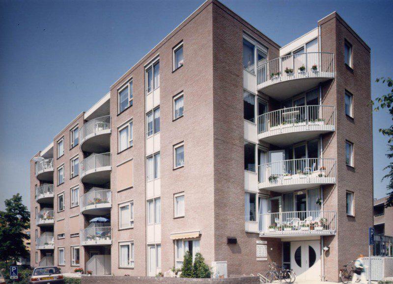 50 Aanleunwoningen woonzorgcentrum St. Jan