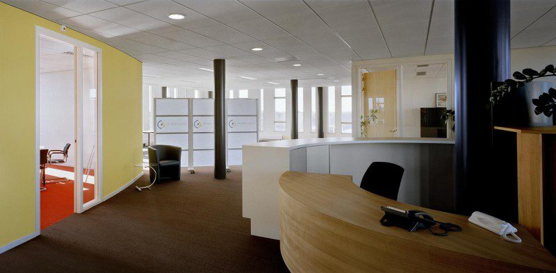 Afbouw kantoren Verlengde Velmolen