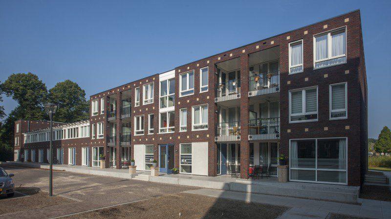 8 woningen en 18 zorgwoningen 'Bracbant'