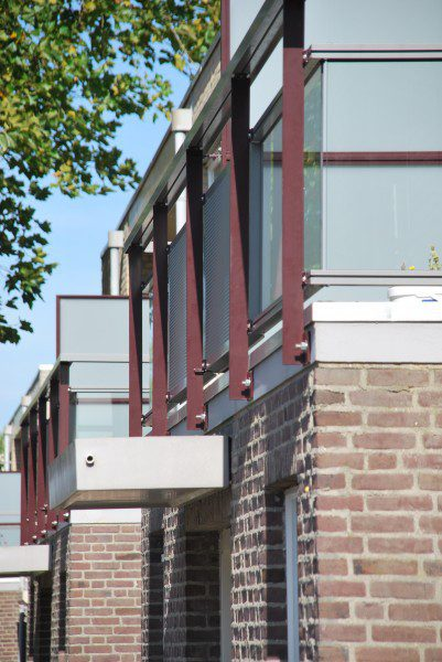 Gevelonderhoud 68 woningen Bosveld