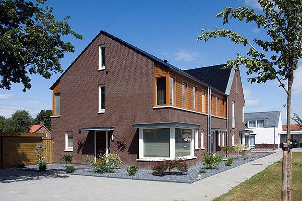 17 woningen Dorpshart Velp