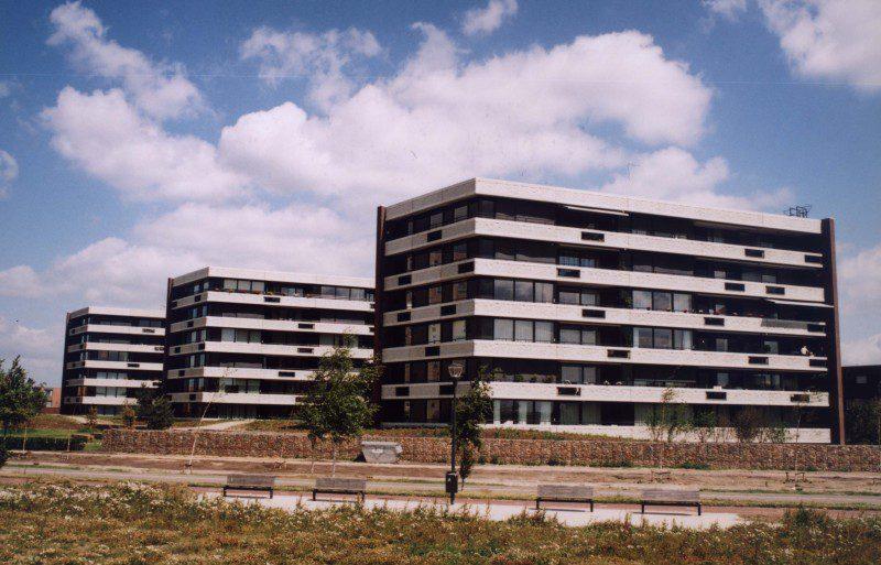 87 Parkappartementen Vista, Meerhoven