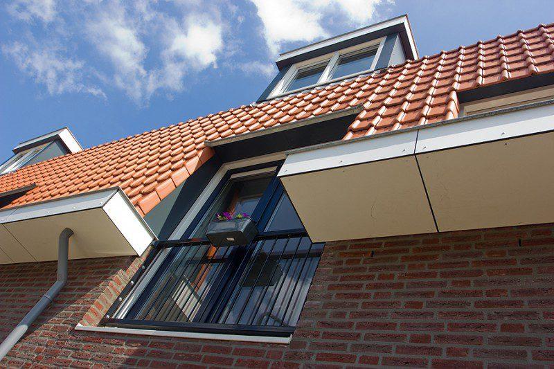 11 Startersappartementen Virmundtstraat/Julianastraat