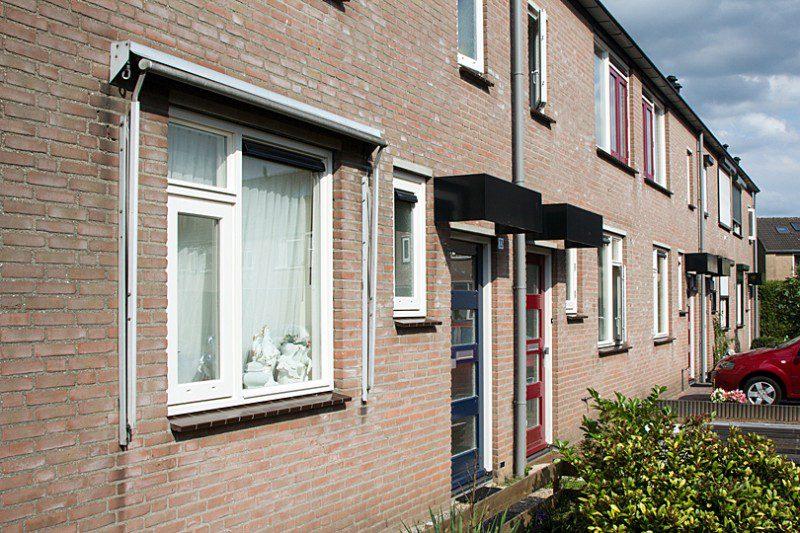 46 Woningen groot onderhoud Spechtstraat