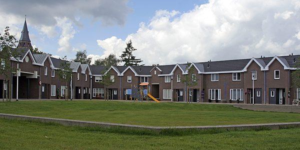 41 woningen Zangershof