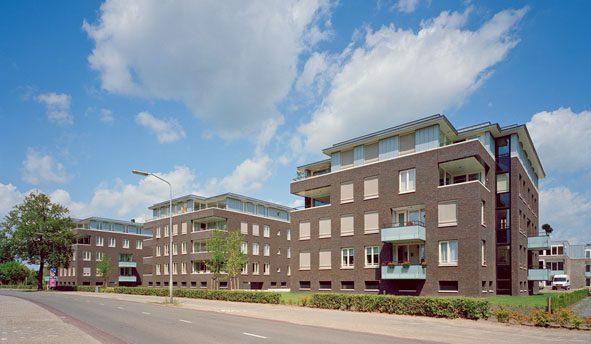 28 Luxe appartementen Kapelekker Zorgpark