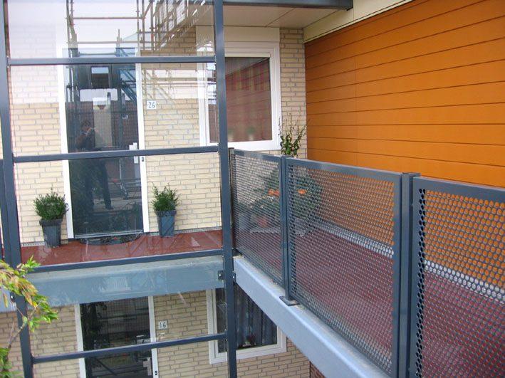 Optopping en renovatie appartementen Lutteldonk/nieuwbouwapp. Molenweer