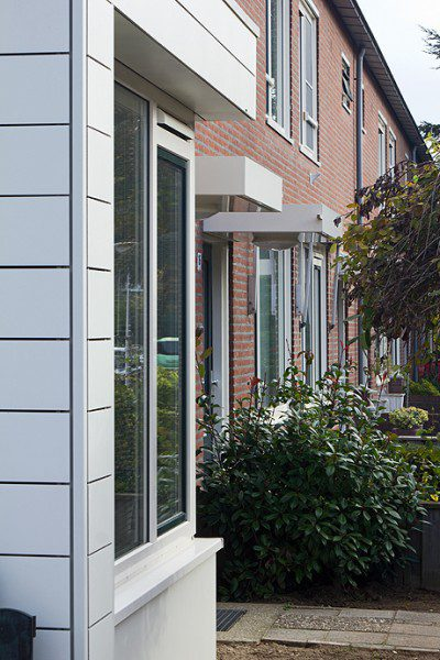 142 Woningen groot onderhoud Tholenstraat e.o.