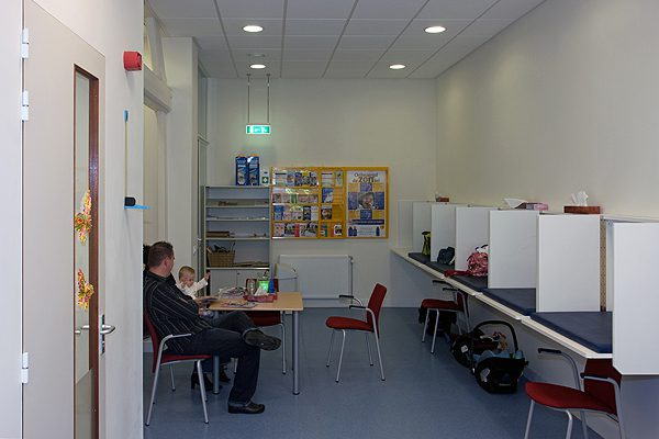 Vernieuwbouw Jongerencentrum en Centrum Jeugd en Gezin