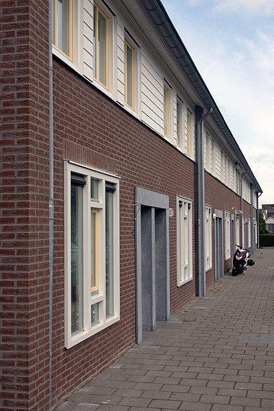 95 Woningen groot onderhoud Boterpolder