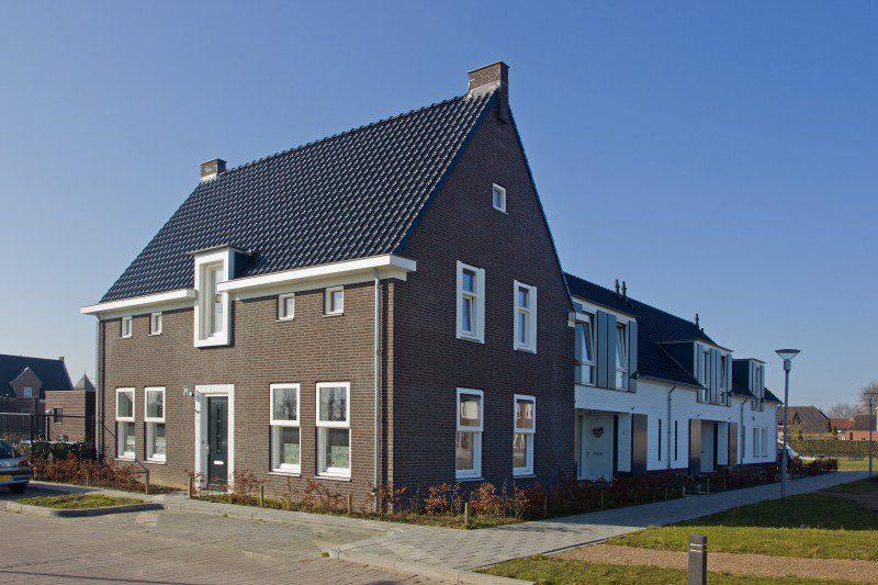 25 woningen Oostvleugel II