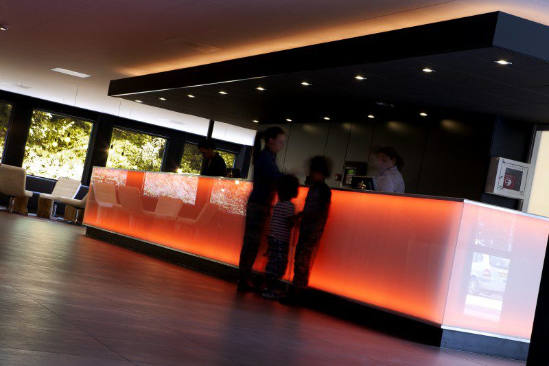 Hotel/bowlingcentrum en interne verbouwing De Vrije Teugel