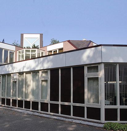 Uitbreiding en verbouwing kantoorpand