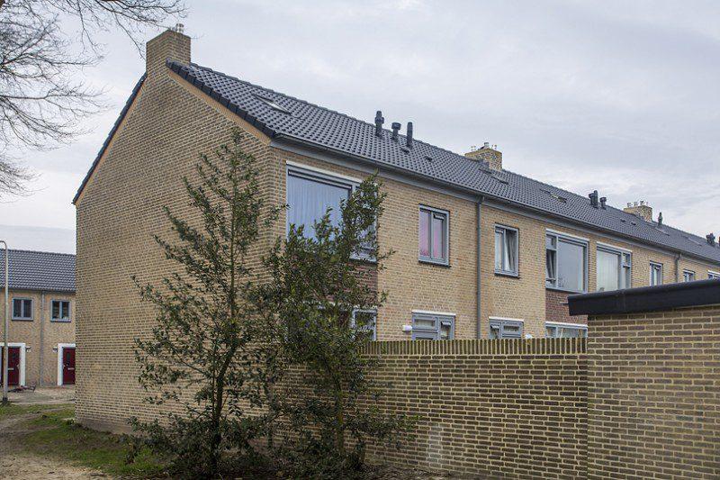 58 woningen groot onderhoud Hoflaan/Zuringhof