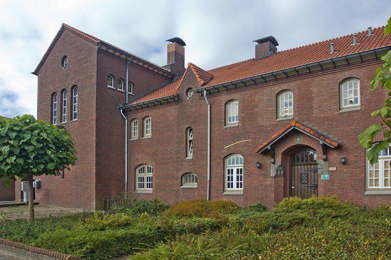 Vernieuwbouw kloosterkapel