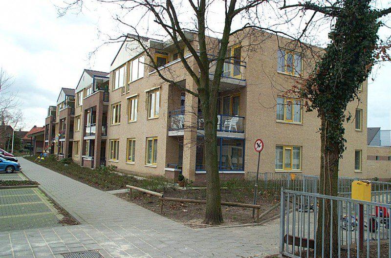 33 Woningen woonzorgcomplex