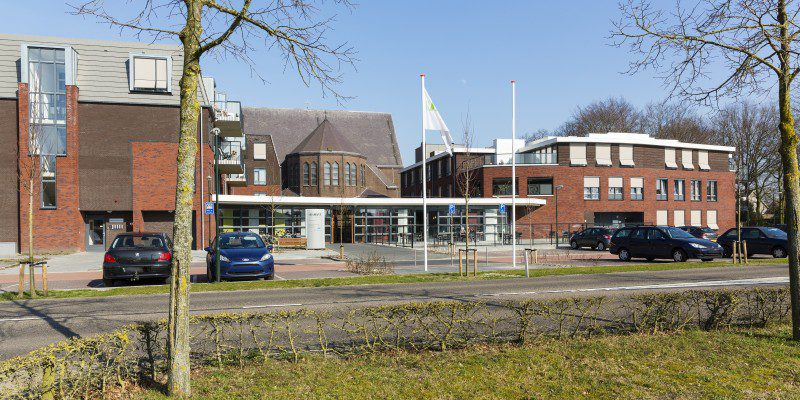 Nieuwbouw woonzorgcentrum Berlerode