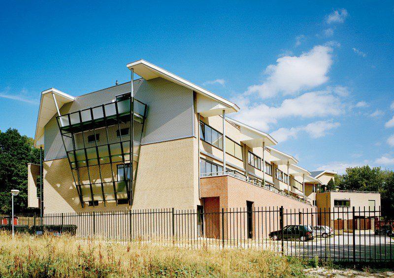 21 luxe appartementen met horecaruimte