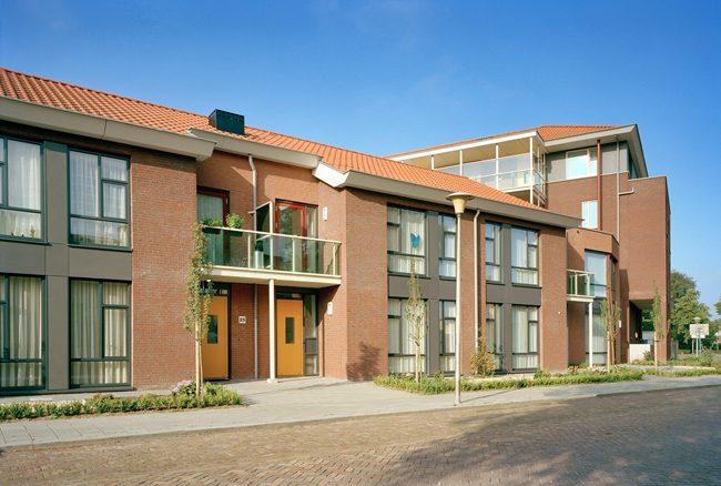 18 appartementen Aldetiendstraat