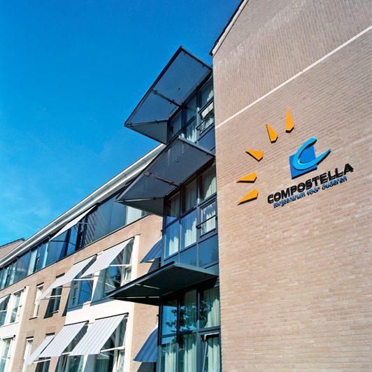 Nieuwbouw en renovatie zorgcomplex Compostella