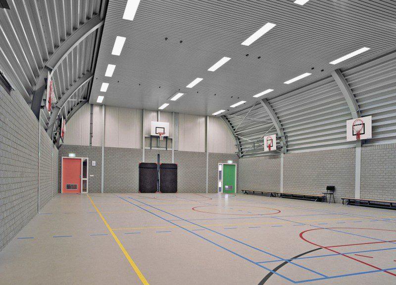 VMBO-school Udens College met sportzaal