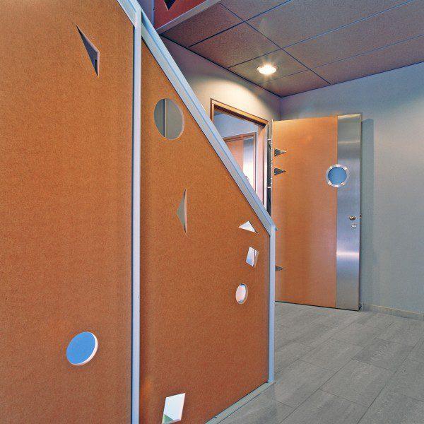 28 Appartementen met kantoor