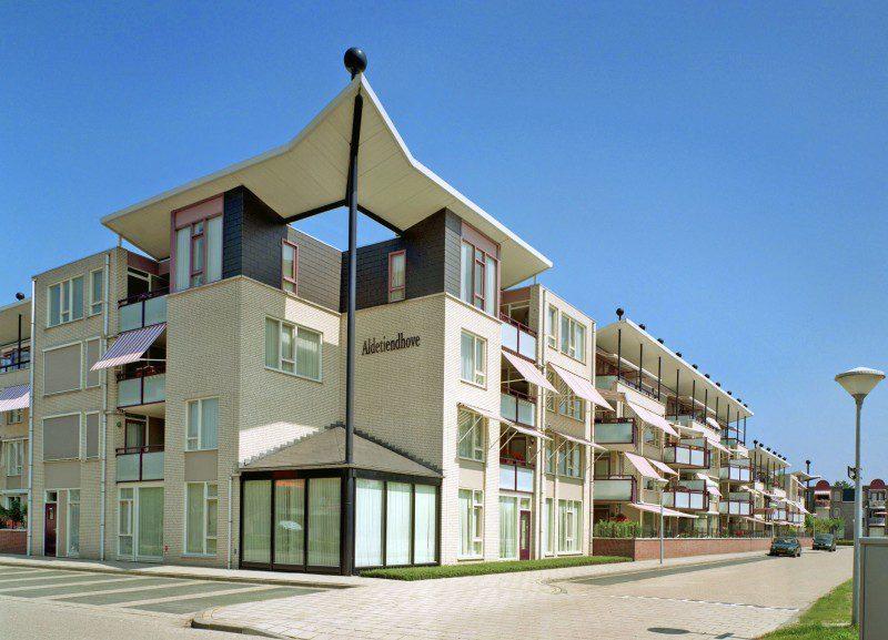 79 Zorgappartementen en 10 patiowoningen Aldetiendhove