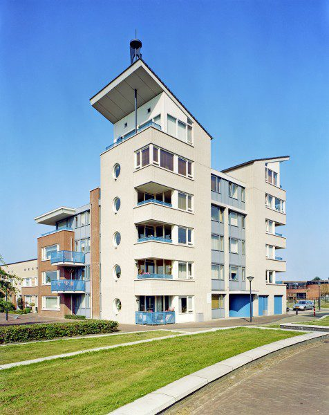 26 Appartementen urban villa's Hoenderbosplein