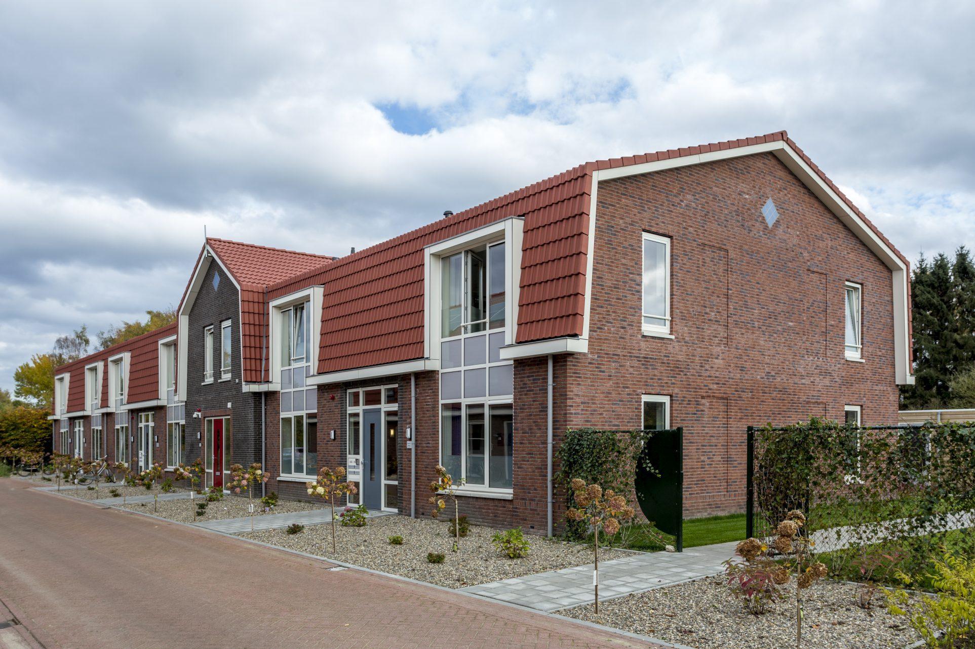 Zorgwoningen Gemert Antoon Roelofstraat