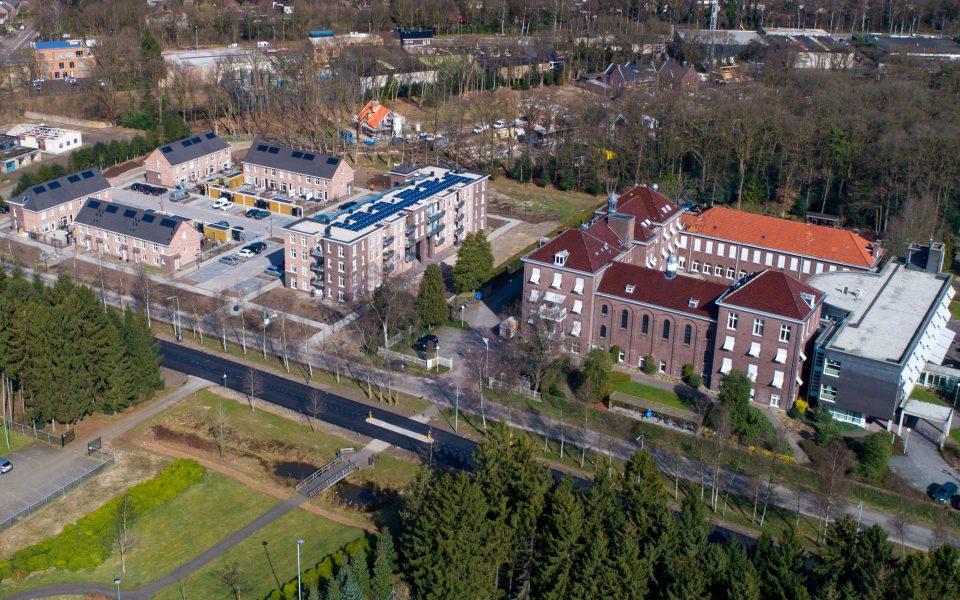 42 huurwoningen en -appartementen de Gaarden
