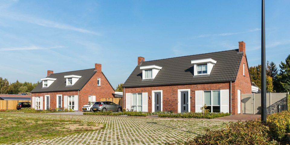 6 gelijkvloerse woningen Mariënhof Geerpark