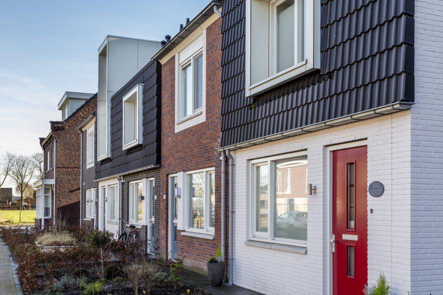 32 betaalbare hoek- en tussenwoningen