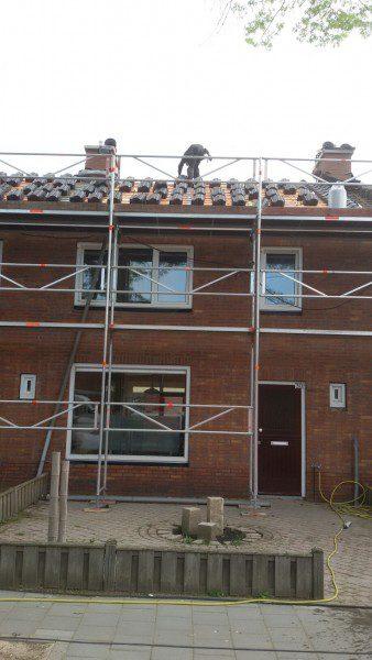 34 woningen energetische schilrenovatie Leonardusbuurt