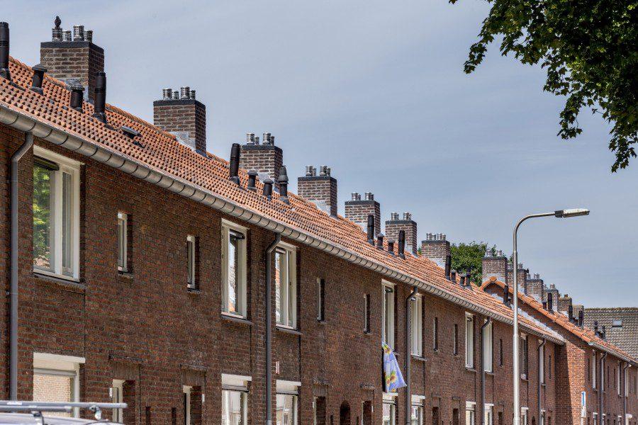 16 woningen groot onderhoud Kamgarenplein