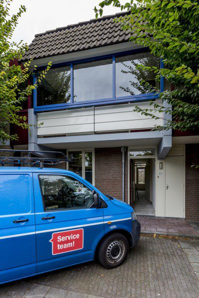 52 appartementen renovatie badkamer/toilet Schildersstraat