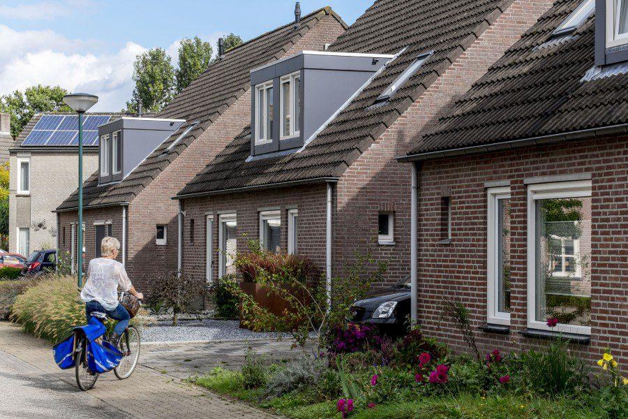 17 woningen groot onderhoud