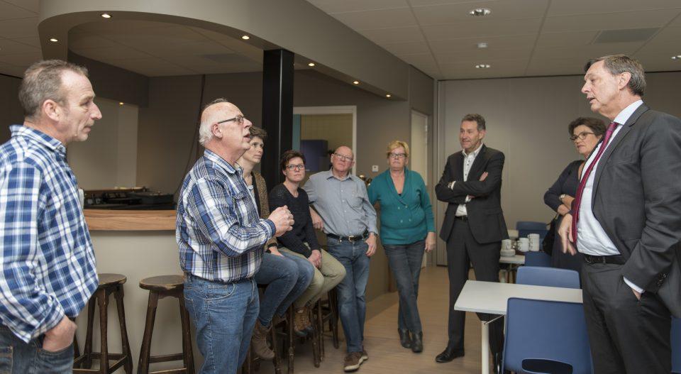 Speellandschap het Rijtven en Wijkvereniging Veghel-Zuid ontvangen bijdrage Fonds Cohesie
