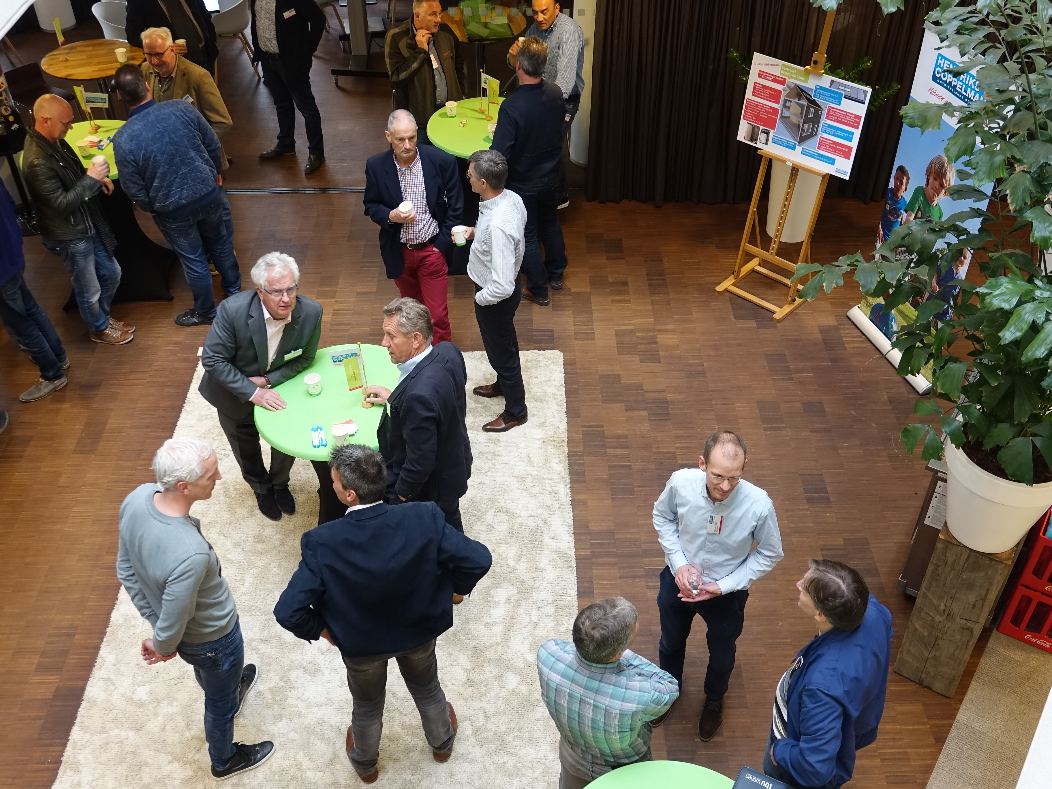 Enthousiasme tijdens NOM-renovatie praktijkmiddag in Deurne