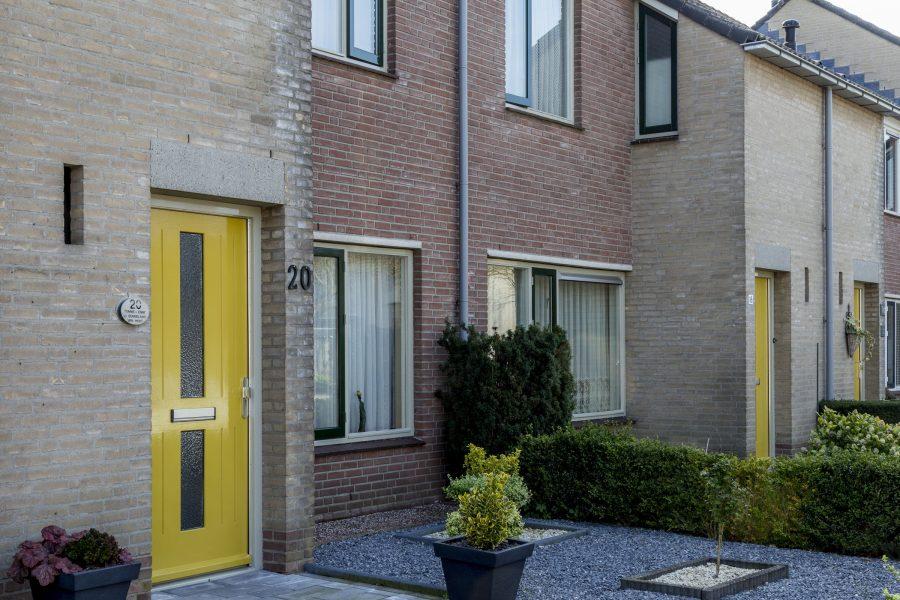 12 appartementen en 80 woningen projectmatig onderhoud Karekiet e.o.