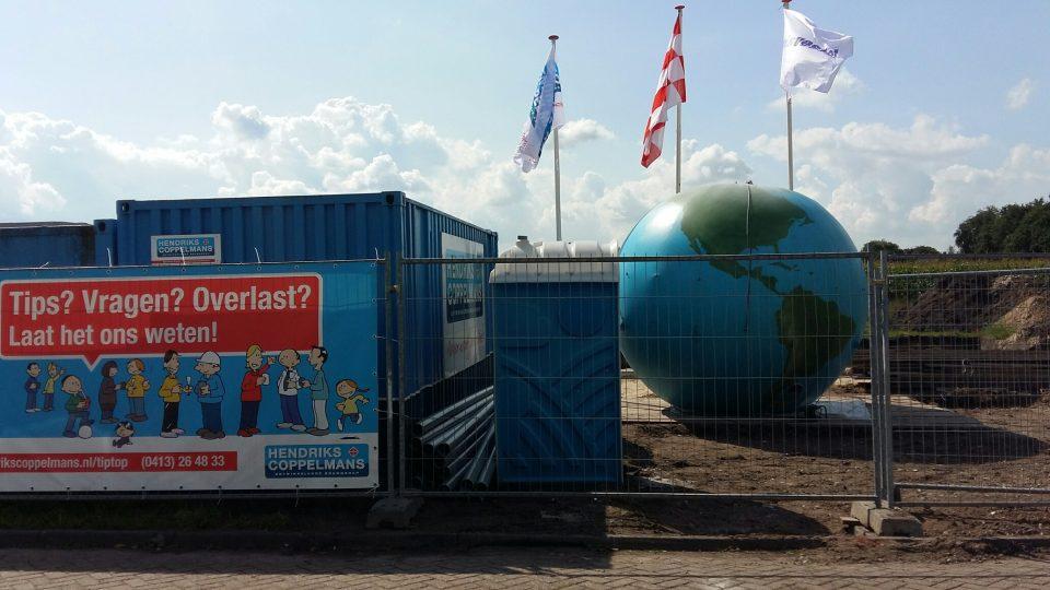 Feestelijke start NOM-projecten met Edison en ballonnen