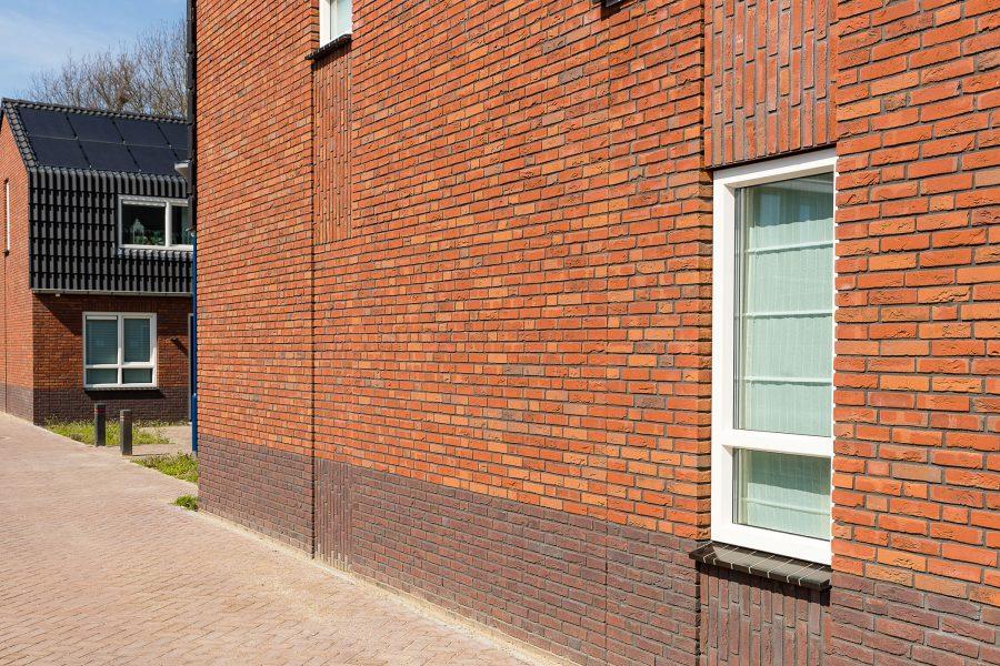 8 gelijkvloerse NOM-huurwoningen Irenestraat