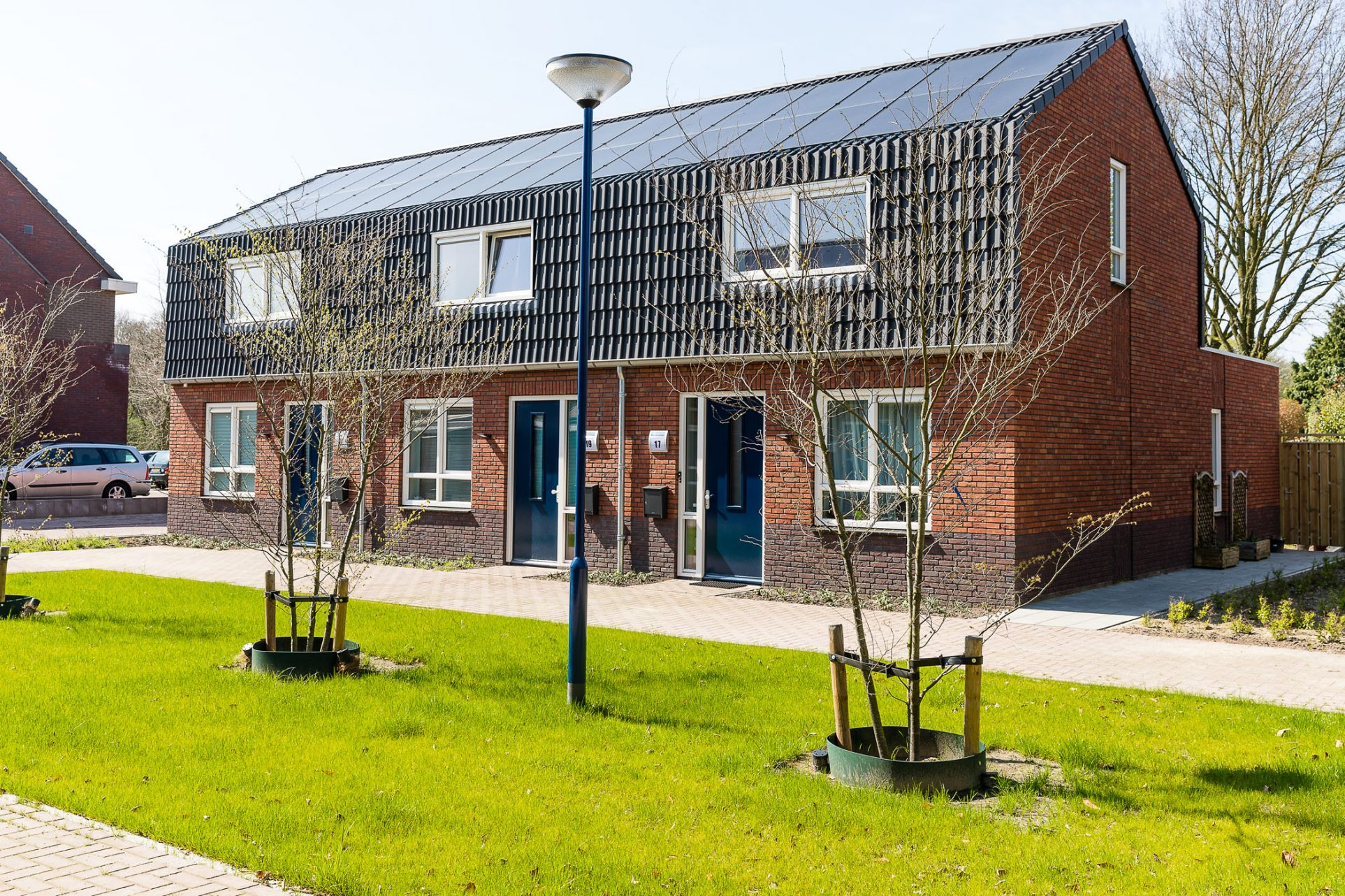 Binnenhofke, Irenestraat Boekel