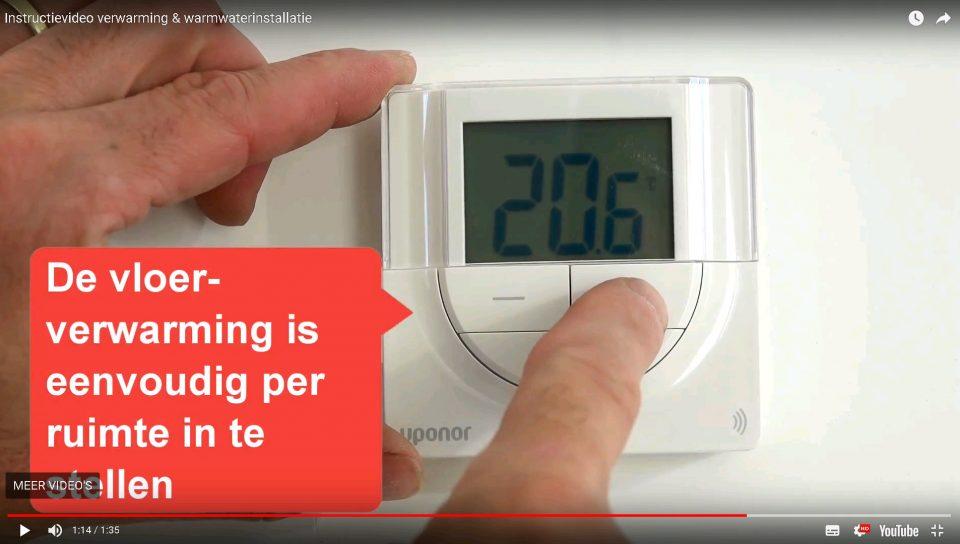 Energie steken in bewonersinformatie nul-op-de-meterwoning