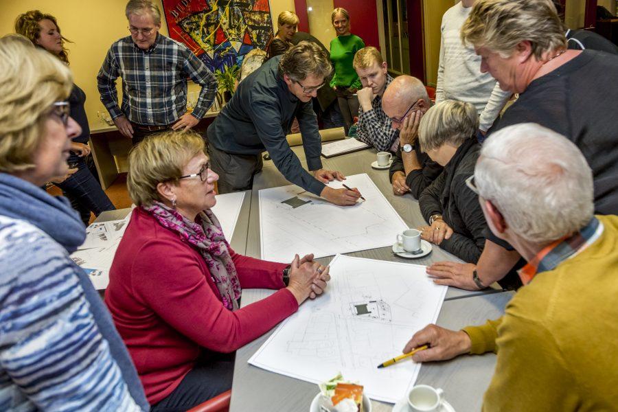 Straks verplichte omgevingsdialoog nu al toegepast in gemeente Uden