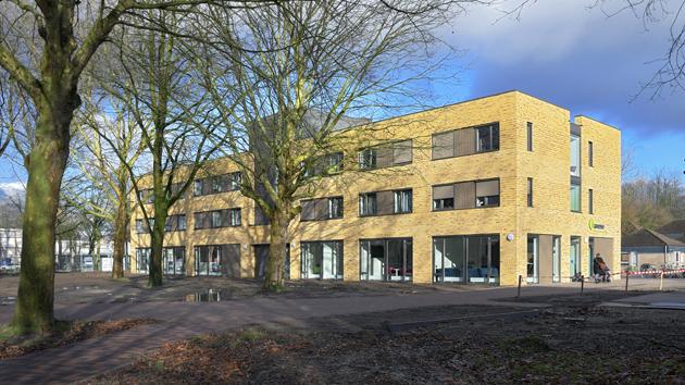 Eerste gebouw herontwikkeling Traverse Tilburg opgeleverd
