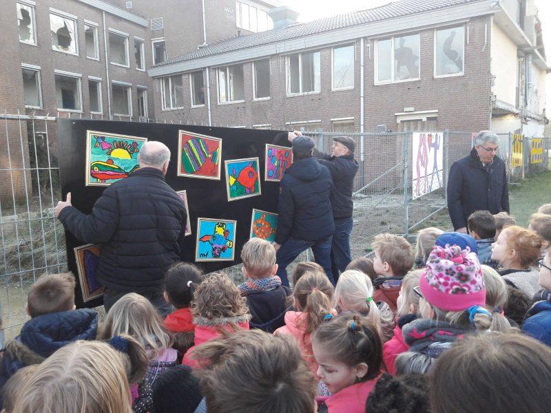 Kunstproject oud-Berlerode